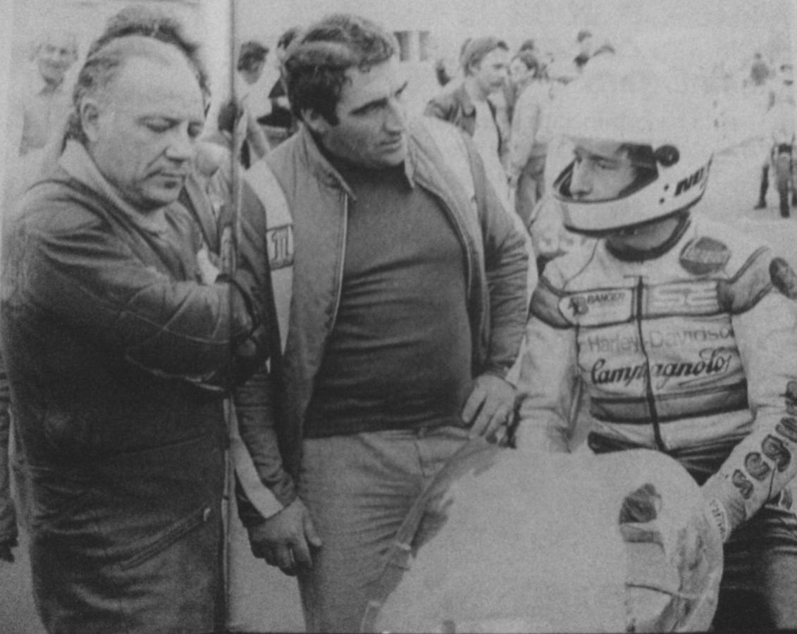 Claudio Villa - Sante Bortolamasi - Walter Villa - Anno 1975